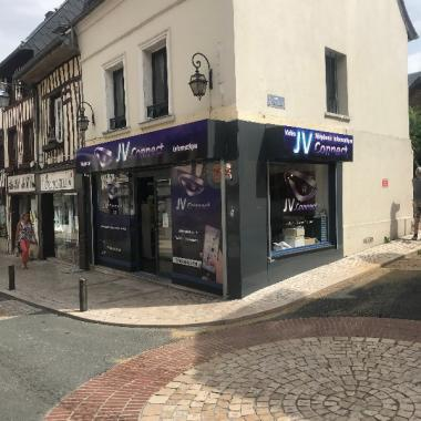 JV Connect, magasin de réparation informatique