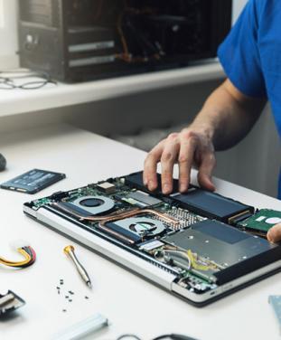 Réparation de votre ordinateur