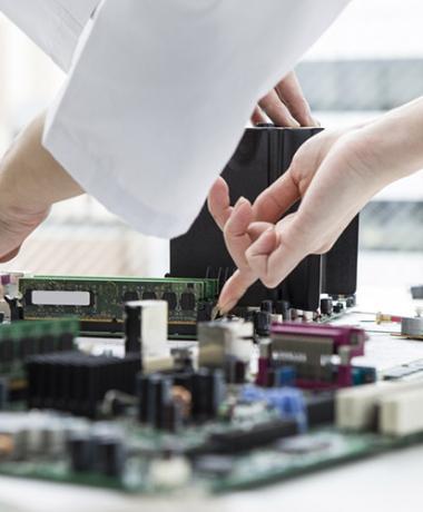 dépannage et de maintenance informatique